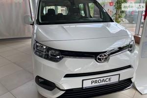 Toyota Proace City Verso 1.5 D-4D 5MT (102 л.с.) L1 Shuttle