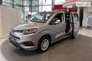 Toyota Proace City Verso 1.5 D-4D 6MT (102 л.с.) L1 Shuttle