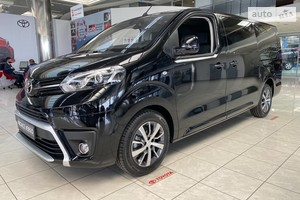Toyota Proace Verso 2.0 D-4D 6AT (150 л.с.) L1 Prestige