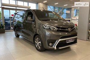 Toyota Proace Verso 2.0 D-4D 6AT (150 л.с.) L1 Shuttle