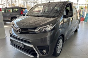 Toyota Proace Verso 2.0 D-4D 8AT (177 л.с.) L2 Shuttle