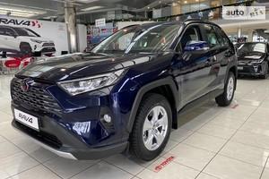 Toyota RAV4 2.0 Dual VVT-i CVT (173 л.с.) Active