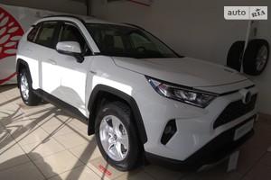 Toyota RAV4 2.5 Hybrid e-CVT (218 л.с.) Active