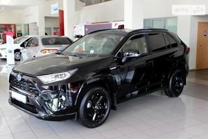 Toyota RAV4 2.5 Hybrid e-CVT (222 л.с.) AWD-i Black Edition