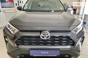 Toyota RAV4 2.0 Dual VVT-i CVT (173 л.с.) Live