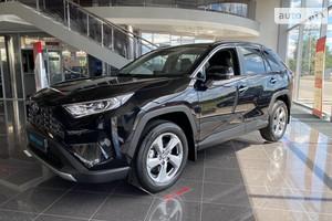 Toyota RAV4 2.5 Hybrid e-CVT (222 л.с.) AWD-i Premium