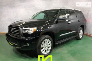 Toyota Sequoia FL 5.7 AT (381 л.с.) Platinum