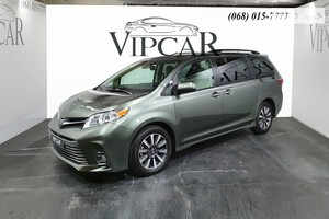 Toyota Sienna 3.5 AT (296 л.с.) AWD Limited Edition