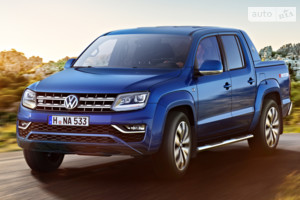 Volkswagen Amarok DoubleCab New 2.0D АT (180 л.с.) 4Motion Rancho