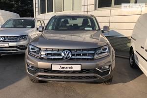 Volkswagen Amarok DoubleCab New 3.0D АT (224 л.с.) 4Motion  Volcano