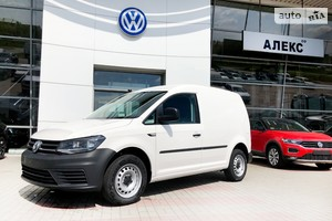 Volkswagen Caddy груз. New 1.6MPI MT (81 kw) Basis