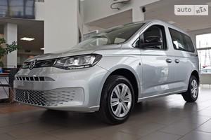 Volkswagen Caddy пасс. 2.0 TDI MT (102 л.с.) SCR/AdB