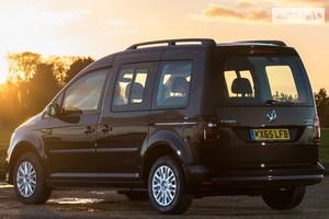 Volkswagen Caddy пасс. New 2.0 TDI DSG (75 kw) Trendline