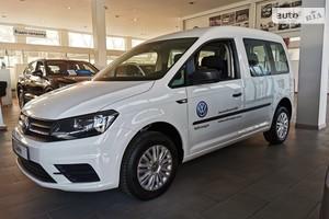 Volkswagen Caddy пасс. New 1.6 MT (81 kw) Conceptline Origin