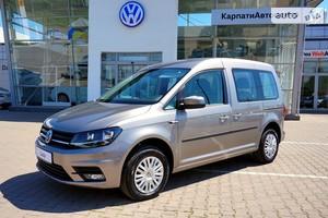 Volkswagen Caddy пасс. New 2.0 TDI MT (81 kw) Individual