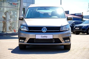 Volkswagen Caddy пасс. New 2.0 TDI MT (81 kw) Trendline