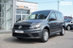 Volkswagen Caddy пасс. New 2.0 TDI AT (103 kw) Tredline Fun