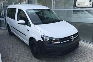 Volkswagen Caddy пасс. New 2.0 TDI MT (103 kw) Maxi  Trendline