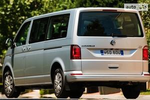 Volkswagen Caravelle New 2.0 l TDI DSG (103kW) LR Saksonia