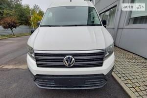 Volkswagen Crafter груз. 35 2.0 TDI MT (140 л.с.) LR HD