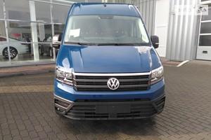 Volkswagen Crafter груз. 35 2.0 TDI MT (140 л.с.) LR HD UH