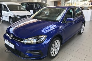 Volkswagen Golf New VII 1.4 TSI AТ (150 л.с.) StarTeam
