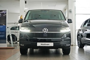 Volkswagen Multivan 2.0 TDI DSG (199 л.с.) 4x4 Bulli