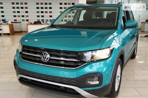 Volkswagen T-Cross 1.0 TSI DSG (115 л.с.) Life