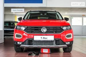 Volkswagen T-Roc 1.5 TSI DSG (150 л.с.) Style