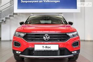 Volkswagen T-Roc 1.5 TSI DSG (150 л.с.) Sport