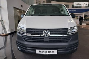 Volkswagen T6 (Transporter) груз 2.0 TDI MT (150 л.с.) 4x4 L2H1 Pro