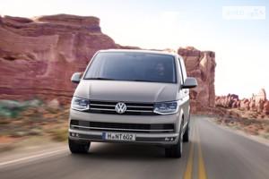 Volkswagen T6 (Transporter) пасс. 2.0 l TDI MT (103 kW) City