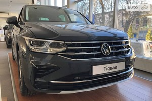 Volkswagen Tiguan 2.0 TSI DSG (220 л.с.) 4Motion Elegance