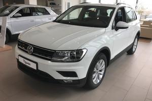 Volkswagen Tiguan New 2.0 TDI АT (150 л.с.) 4Мotion Trendline