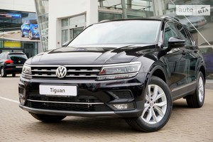 Volkswagen Tiguan New 2.0 TSI АT (220 л.с.) 4Мotion Limited Edition