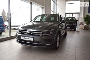 Volkswagen Tiguan New 2.0 TDI АT (150 л.с.) 4Мotion Limited Edition