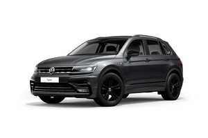 Volkswagen Tiguan New 2.0 TDI АT (150 л.с.) 4Мotion Limited Edition R-Line