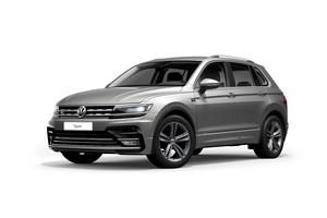 Volkswagen Tiguan New 2.0 TDI АT (150 л.с.) 4Мotion Limited Edition R-Line