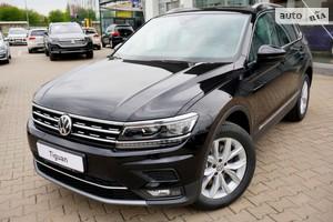Volkswagen Tiguan New 2.0 TSI АT (220 л.с.) 4Мotion Limited Edition