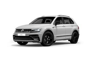 Volkswagen Tiguan New 2.0 TSI АT (220 л.с.) 4Мotion Individual