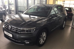 Volkswagen Tiguan New 2.0 TDI АT (150 л.с.) 4Мotion Limited Edition