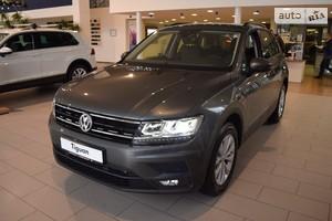 Volkswagen Tiguan New 2.0 TDI АT (150 л.с.) 4Мotion Comfort Edition
