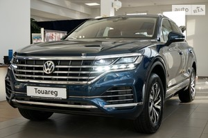 Volkswagen Touareg 3.0 TDI AT (286 л.с.) AWD Elegance