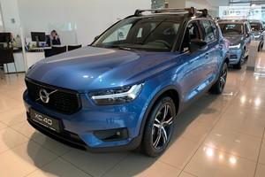 Volvo XC40 D4 2.0 AT (190 л.с.) AWD R-Design