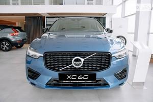 Volvo XC60 T6 2.0 АT (320 л.с.) Hybrid R-Design