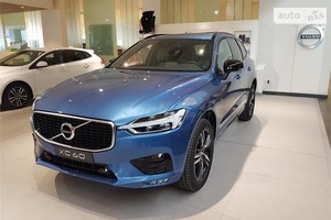 Volvo XC60 B5 Hybrid 2.0 АT (250 л.с.) AWD KERS R-Design