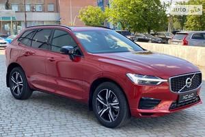 Volvo XC60 B5 Hybrid 2.0 АT (250 л.с.) AWD KERS R-Design