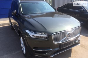 Volvo XC90 T5 2.0 AT (254 л.с.) AWD Inscription