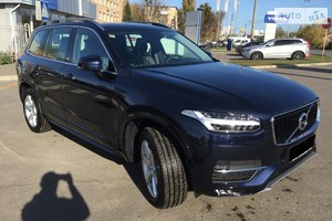 Volvo XC90 D5 2.0 8AT (235 л.с.) AWD Leverne 19.5
