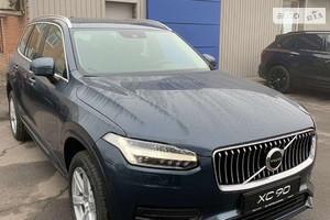 Volvo XC90 B5 2.0 8AT (249 л.с.) AWD Momentum